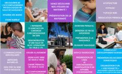 vendredi 8 juin de 14h30 à 19h30, portes-ouvertes à la maternité de l'étoile