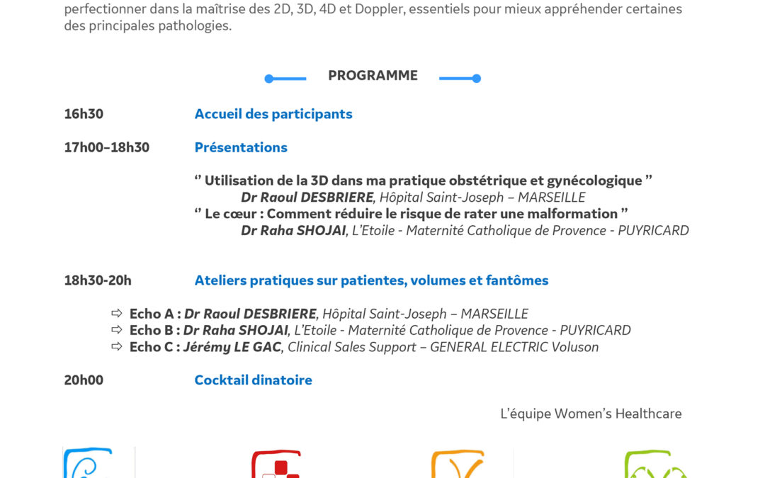 Formation Voluson Septimus 2018